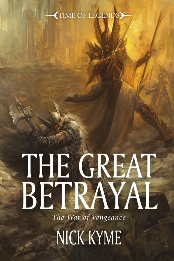 Time of Legends: The Great Betrayal