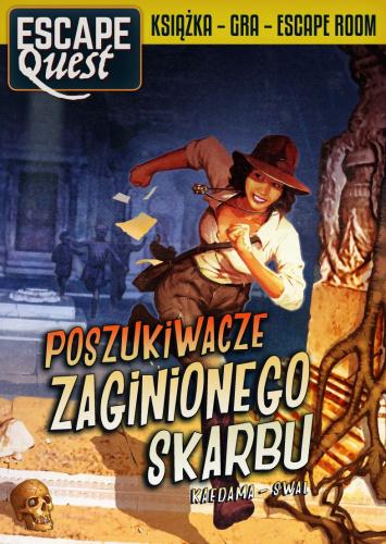 Escape Quest: Poszukiwacze zaginionego skarbu