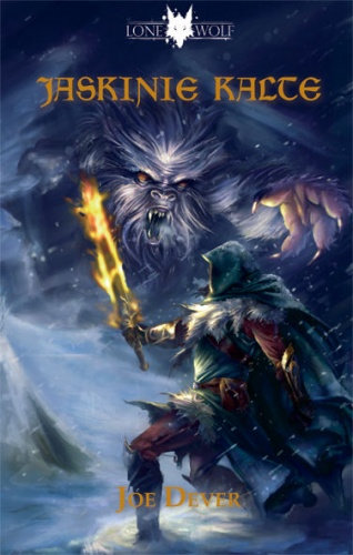 Lone Wolf: część 3 - Jaskinie Kalte