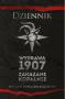 Dziennik: Wyprawa 1907 - Zakazane kopalnie