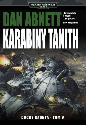 Duchy Gaunta (tom V) - Karabiny Tanith