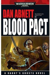 Gaunt's Ghosts: Blood Pact (miekka okładka)