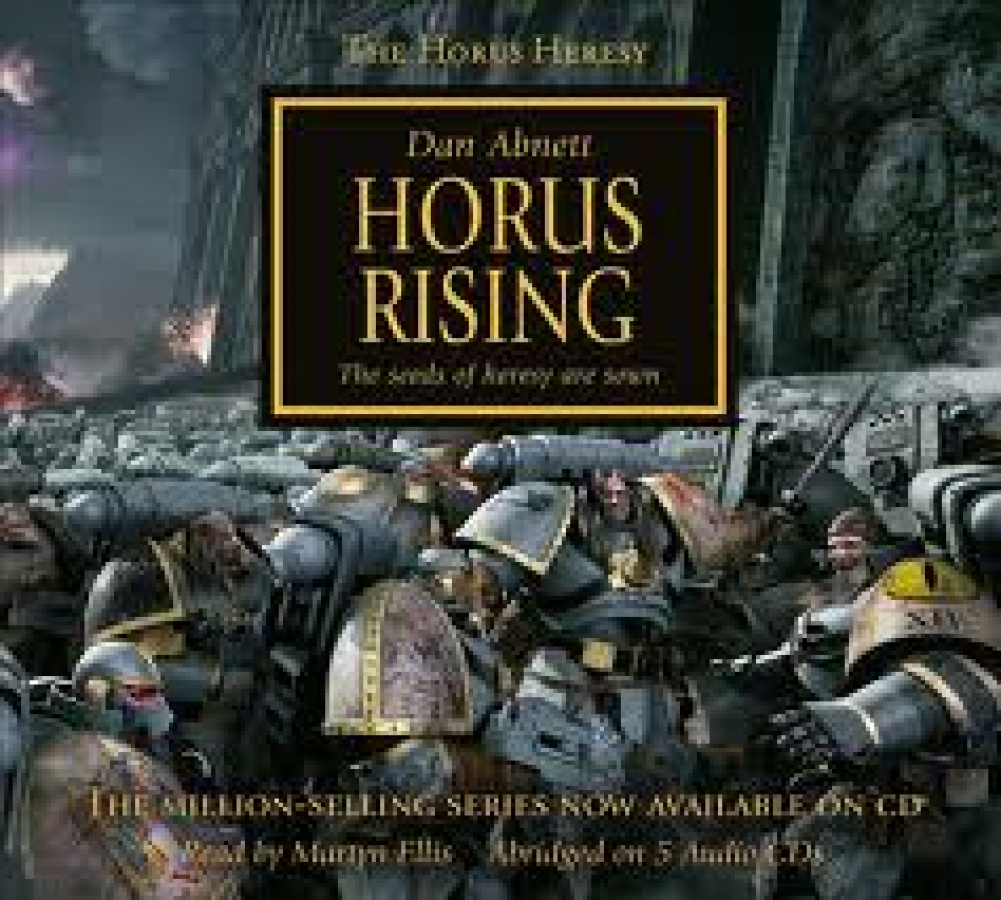 The Horus Heresy: Horus Rising (audiobook)