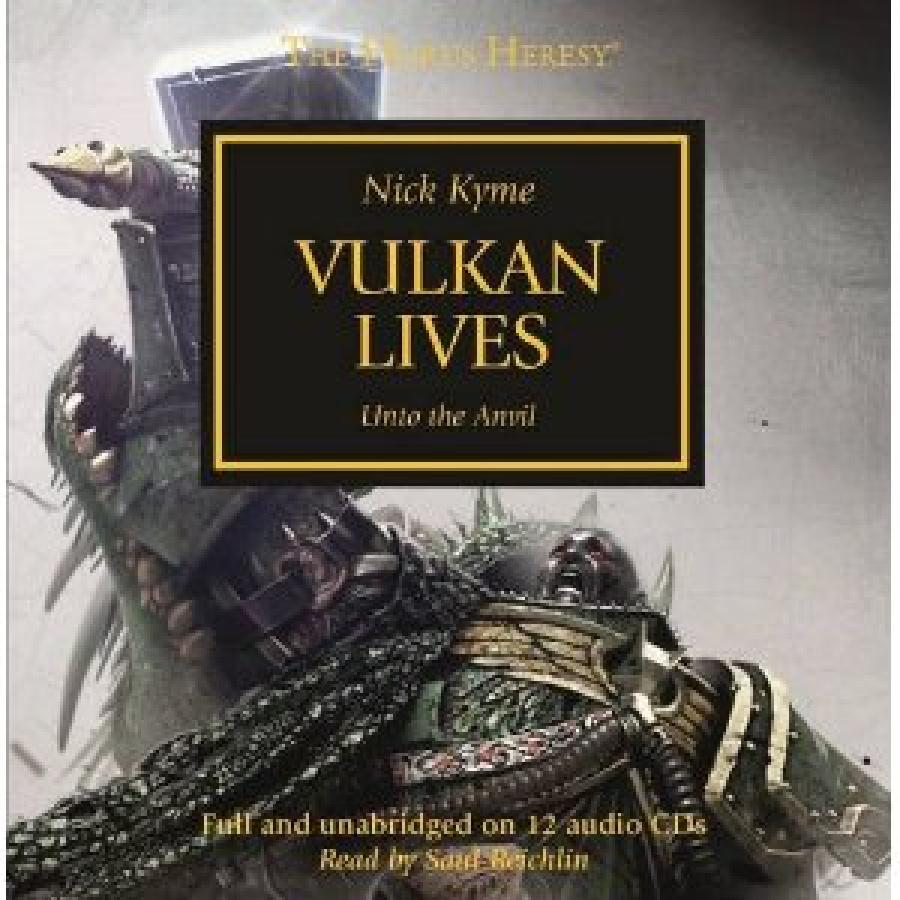 The Horus Heresy: Vulkan Lives (audiobook)