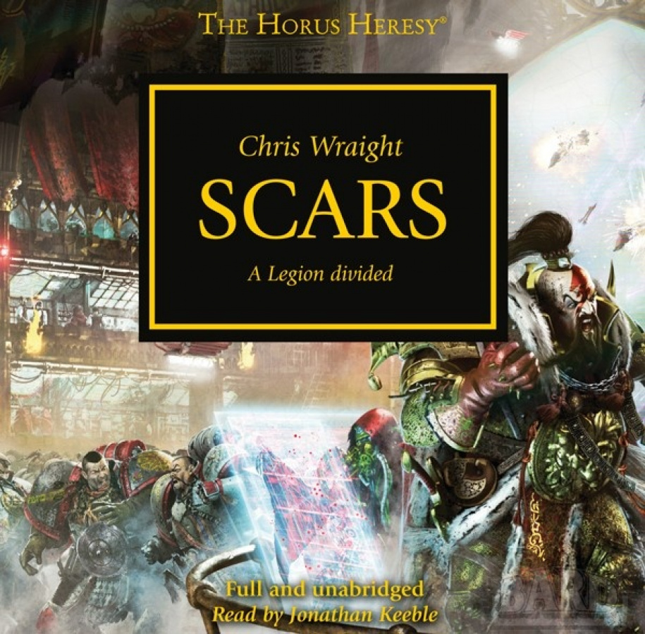 The Horus Heresy: Scars (audiobook)