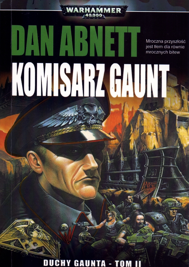 Duchy Gaunta (tom II) - Komisarz Gaunt