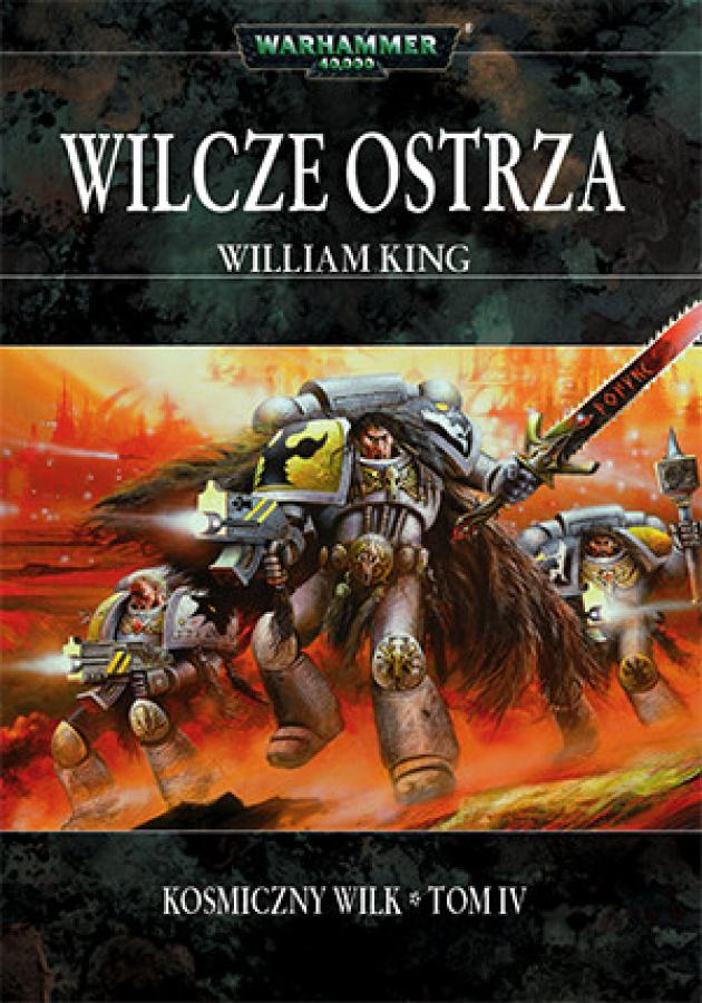 Kosmiczny Wilk (tom IV) - Wilcze Ostrza