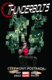 Thunderbolts: Tom 2 - Czerwony postrach