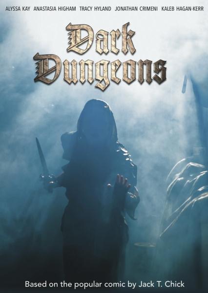 Dark Dungeons DVD