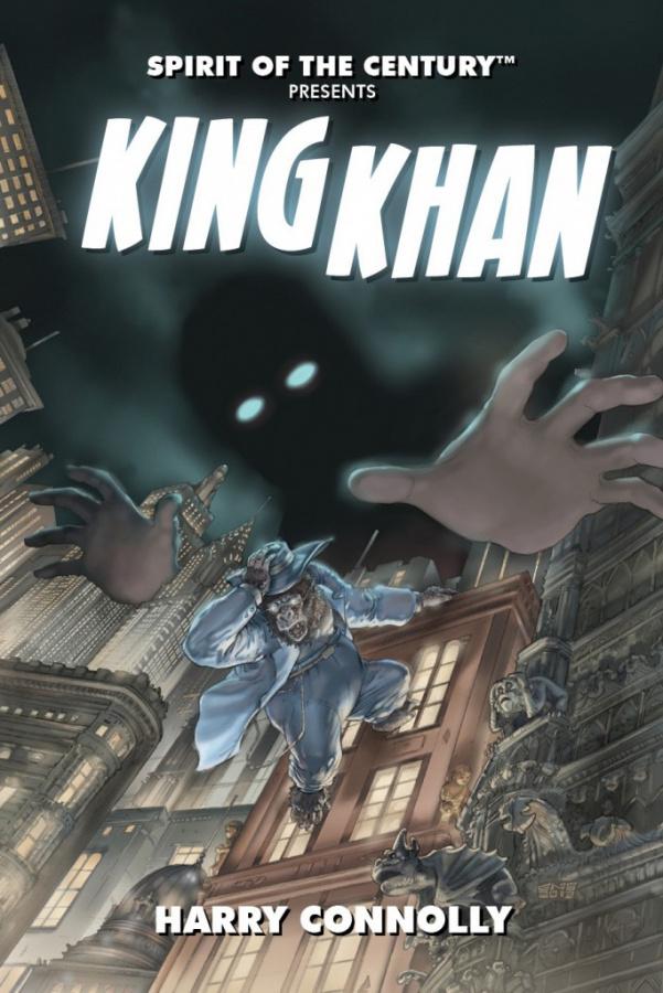 Spirit of the Century: King Khan