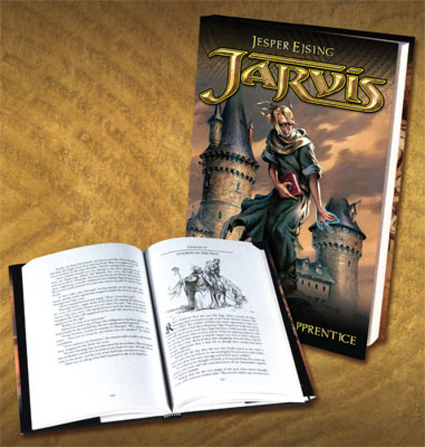 Jarvis: The Sorcerer's Apprentice