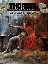 Thorgal: Kriss de Valnor Tom 3 - Czyn Godny Królowej