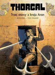 Thorgal - Tom 03 - Trzej Starcy Z Kraju Aran