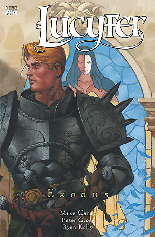 Lucyfer - Tom 07 - Exodus