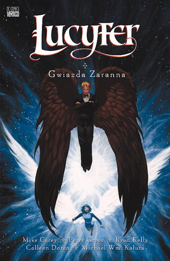 Lucyfer - Tom 10 - Gwiazda Zaranna