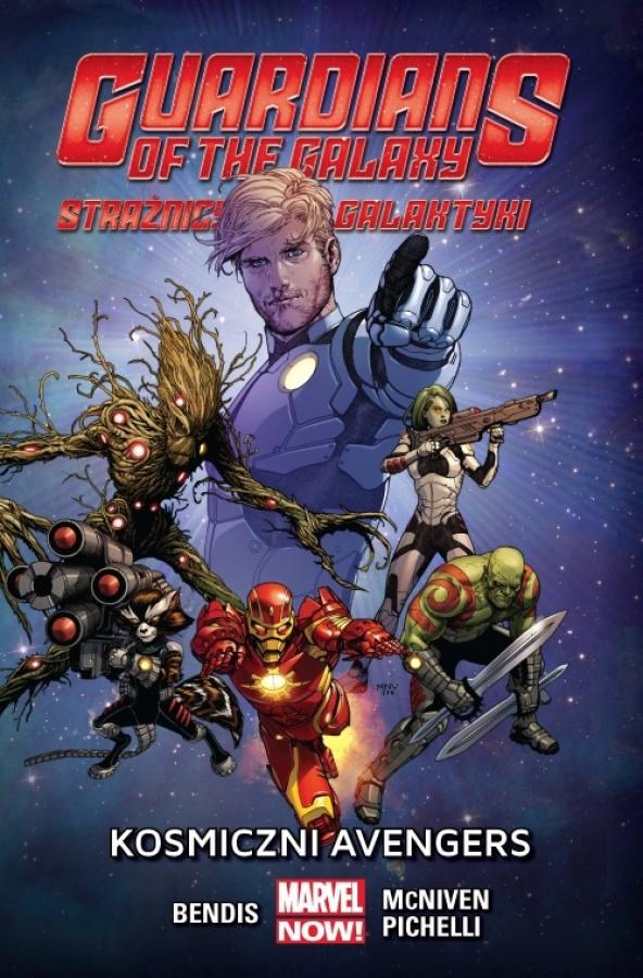 Guardians of the Galaxy - Tom 1 - Kosmiczni Avengers