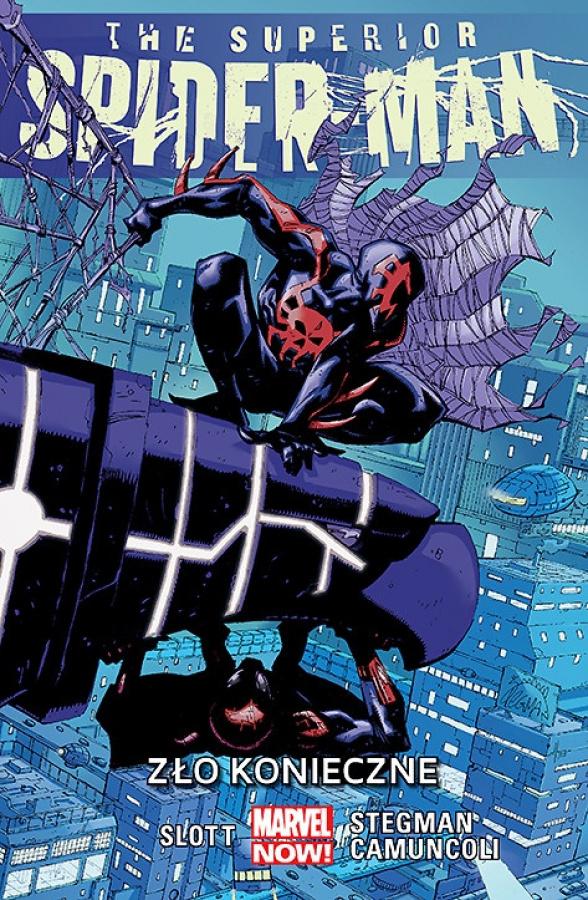 The Superior Spider-Man - Tom 5 -  Zło konieczne