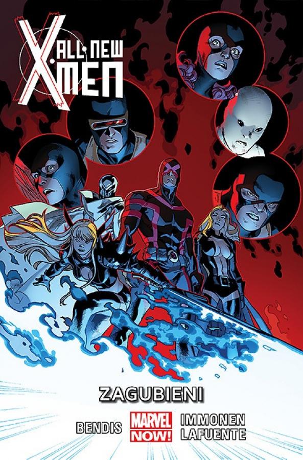 All-New X-Men - Tom 3 - Zagubieni