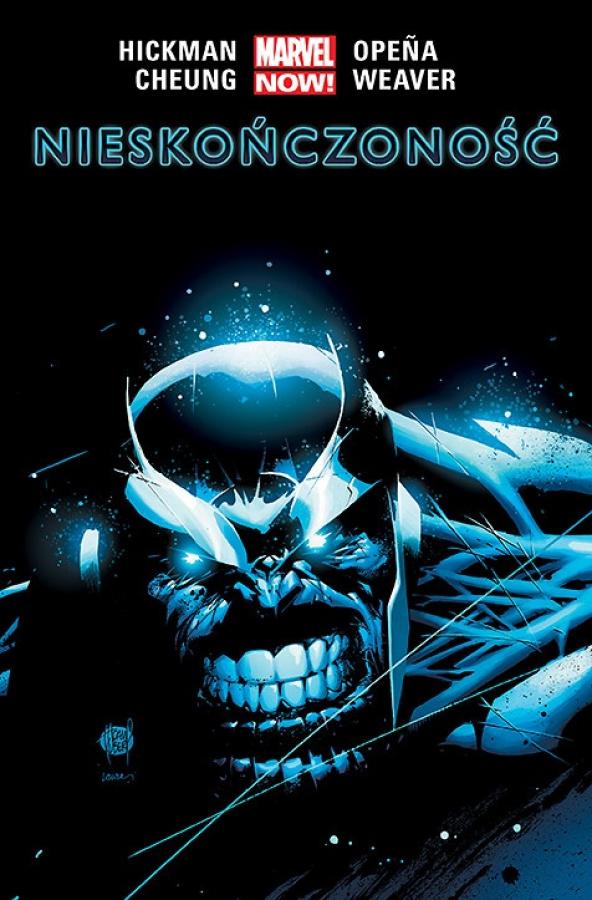 Marvel Now - Nieskończoność