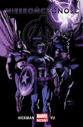 Avengers: Tom 4 - Nieskończoność
