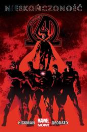 New Avengers: Nieskończoność - Tom 2