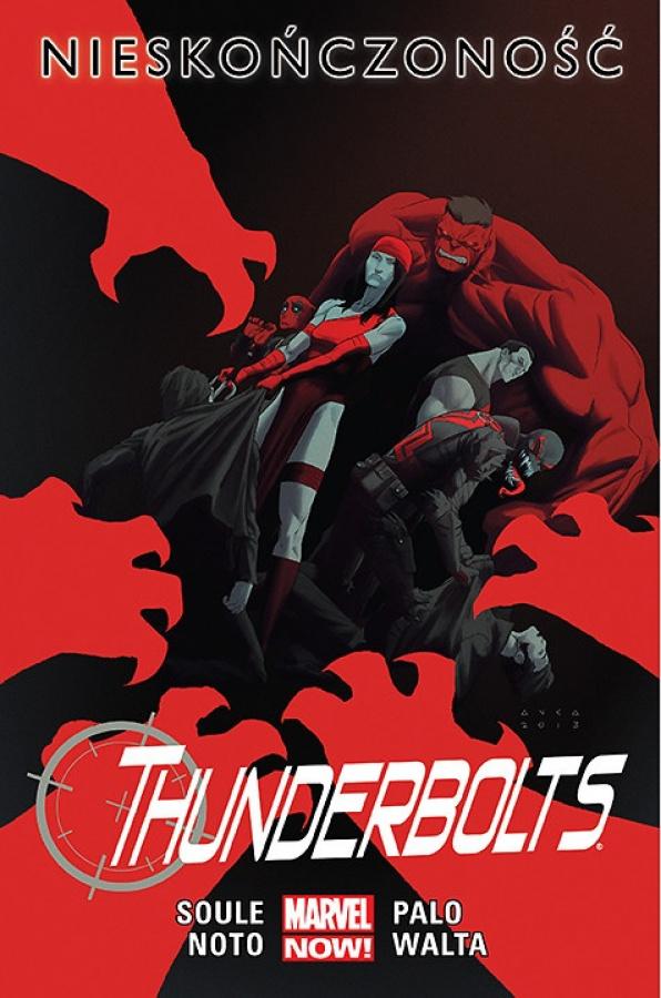 Thunderbolts: Tom 3 - Nieskończonośc
