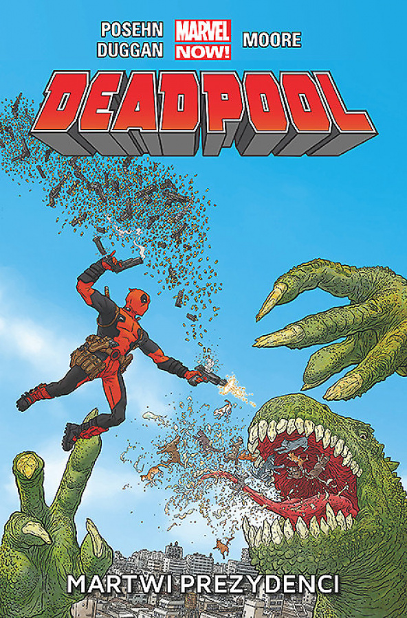 Deadpool: Tom 1 - Martwi Prezydenci
