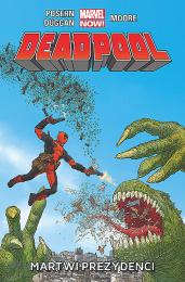 Deadpool: Tom 1 - Martwi Prezydenci