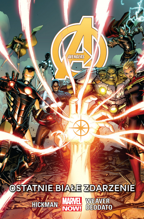 Avengers: Tom 2 - Ostatnie Białe Zdarzenie