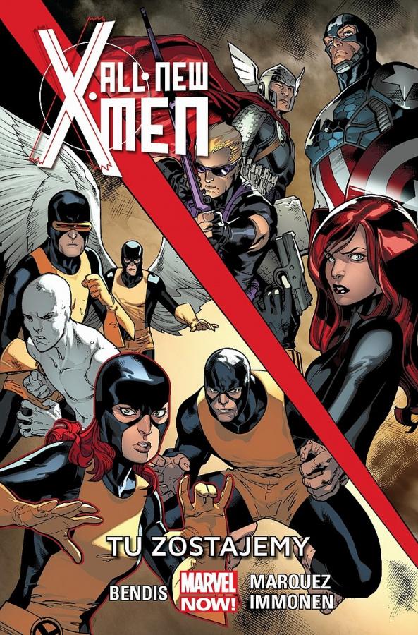 All-New X-Men - Tom 2 - Tu Zostajemy