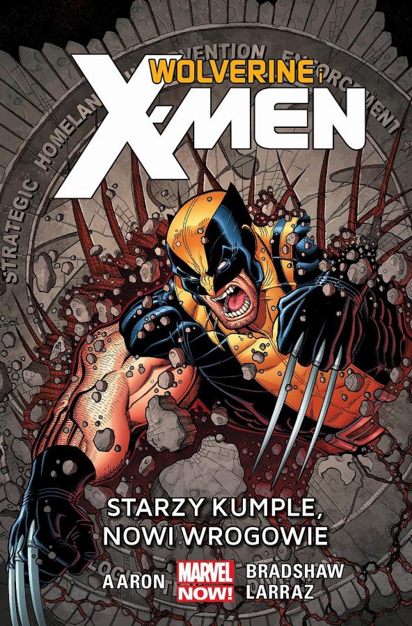 Wolverine i X-Men - 4 - Starzy Kumple, Nowi Wrogowie