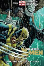 Wolverine i X-Men - 1 - Cyrk Przybył do Miasta