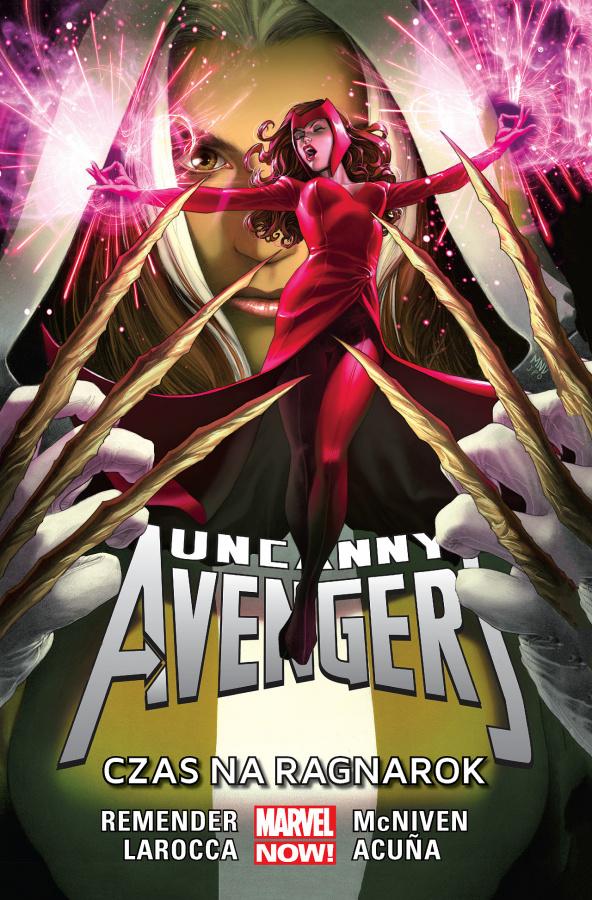 Uncanny Avengers - Tom 3 - Czas na Ragnarok