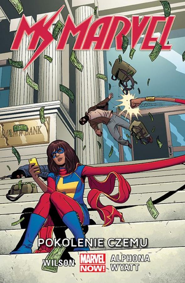 Miss Marvel: Tom 02 - Pokolenie Czemu
