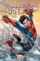 Amazing Spider-Man - Tom 01 - Szczęście Parkera