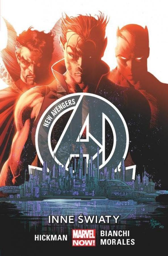 New Avengers: Inne Światy - Tom 3