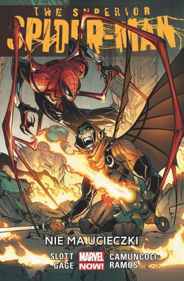 The Superior Spider-Man - Tom 4 - Nie ma ucieczki