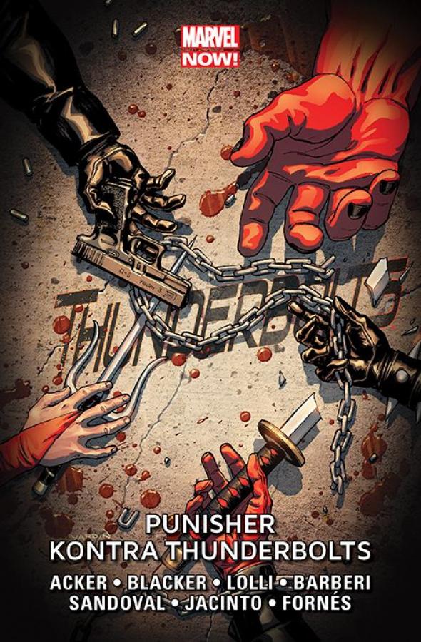 Thunderbolts: Tom 5 - Punisher kontra Thunderbolts