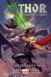 Thor Gromowładny: Tom 3 - Przeklęty