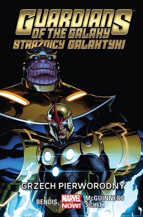 Guardians of the Galaxy - Tom 5 - Grzech pierworodny