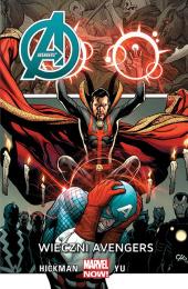 Avengers: Tom 6 - Wieczni Avengers