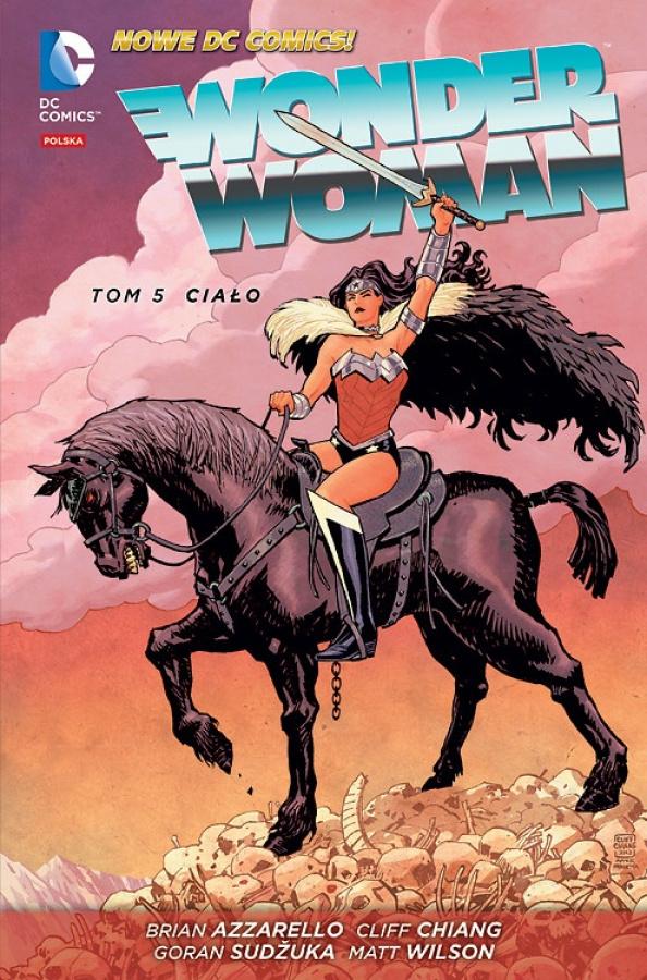 Wonder Woman: Tom 5 - Ciało