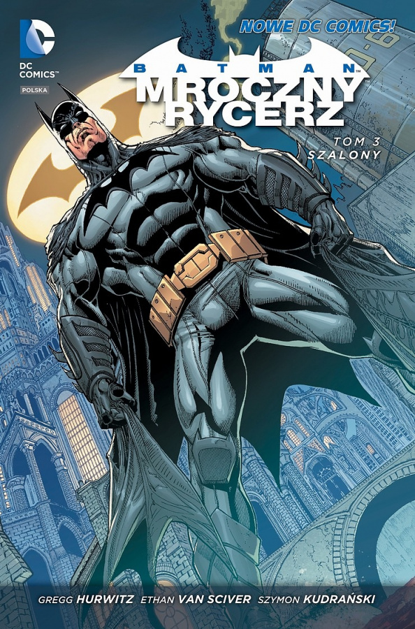Batman: Mroczny Rycerz - Tom 03 - Szalony