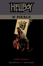 Hellboy w Piekle: Tom 2 - Karta Śmierci