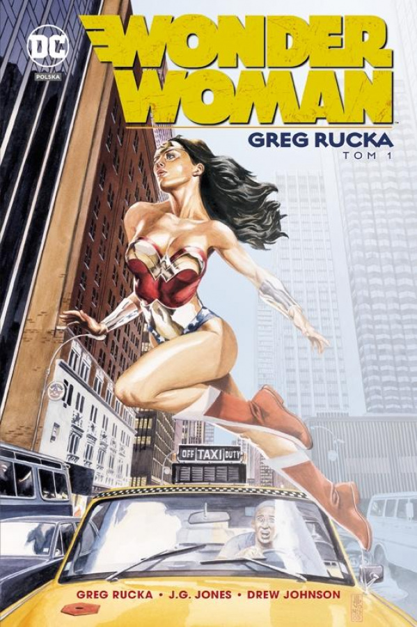 Wonder Woman: Tom 1