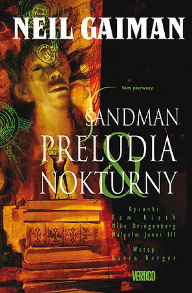 Sandman - Tom 01 - Preludia i Nokturny