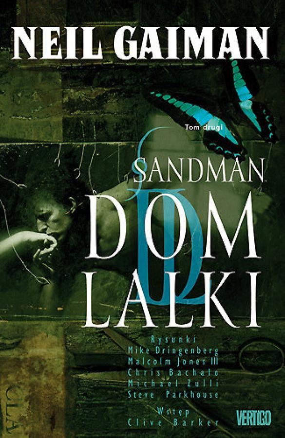 Sandman - Tom 02 - Dom Lalki