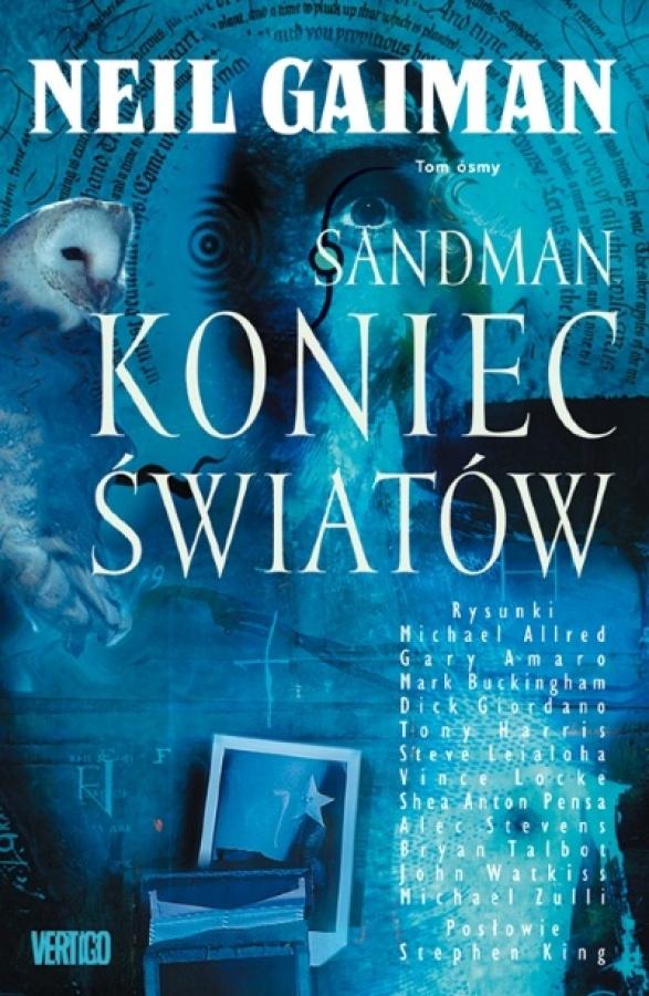 Sandman - Tom 08 - Koniec Światów