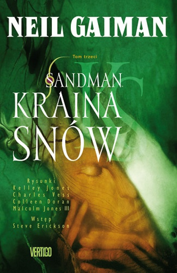 Sandman - Tom 03 - Kraina Snów