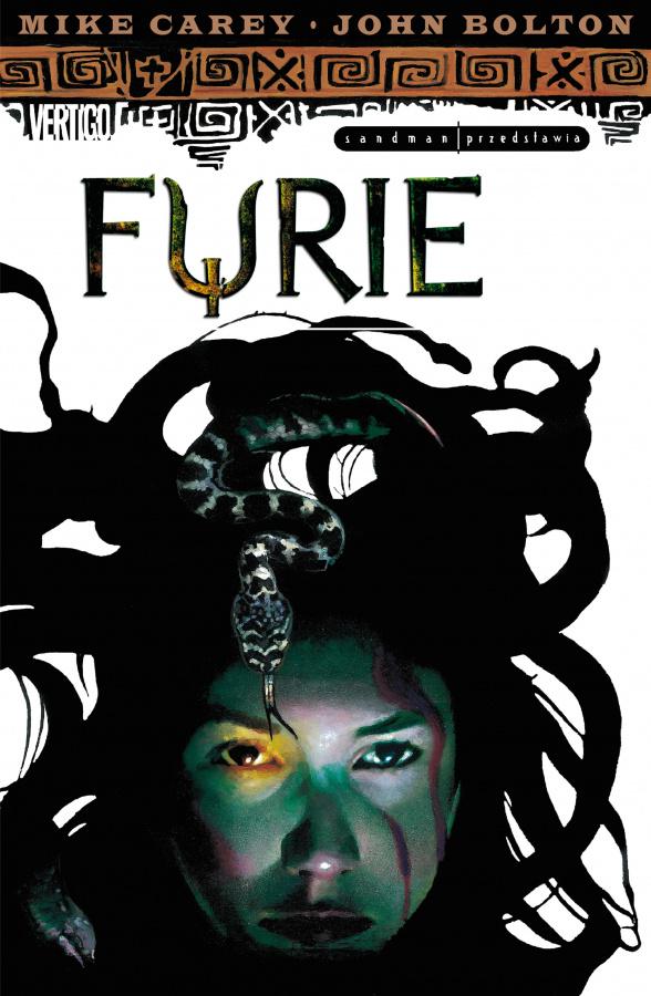 Furie (Sandman Przestawia)